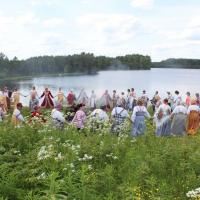 Путешествие по Вологодским россыпям: вепсские поселения