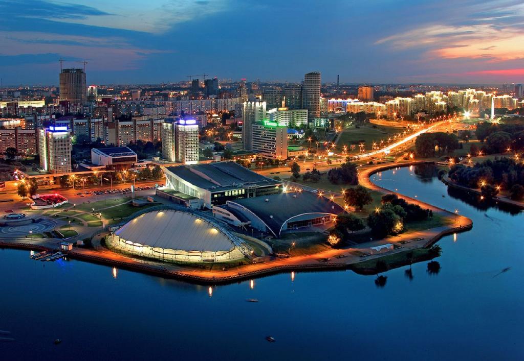 Беларусь: Путь Магнатов (автобус 2)