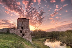 Серебряное кольцо: Псков-Новгород