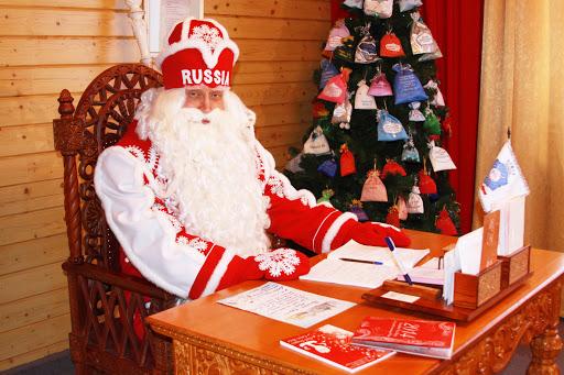 Сказочные выходные в гостях у Деда Мороза в Великом Устюге