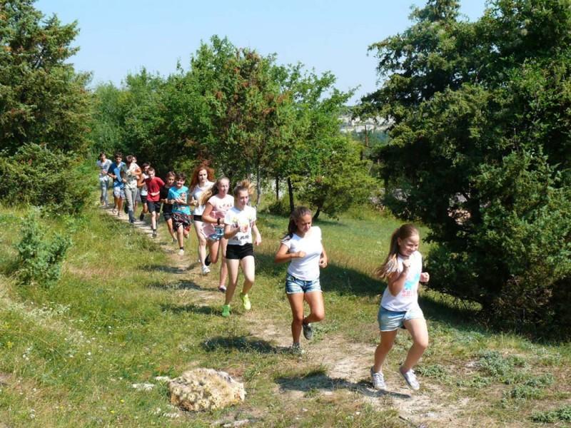 Детский лагерь «Горы-Море» (Крым)